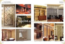 folding screen room divider with beautiful design buy folding