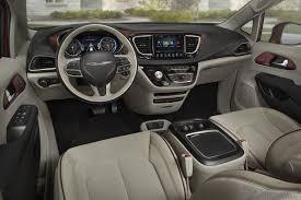 volkswagen minivan 2016 interior chrysler pacifica hybrid plug in minivan with 30 miles range 80