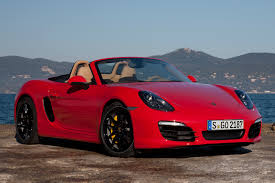 Porsche Boxster 2005 - report porsche boxster and cayman gts models on the way