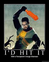 Chainsaw Meme - image 100147 orange transparent chainsaw know your meme