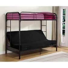Futon Bunk Bed Plans by Wooden Futon Bunk Bed 15 Excellent Futon Bunk Beds Photo Ideas