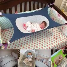 culla amaca pieghevole letti culla letto neonato elastico staccabile portable