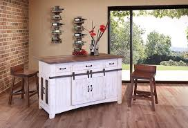 distressed white kitchen island crafters and weavers in business for almost 20 years in usa