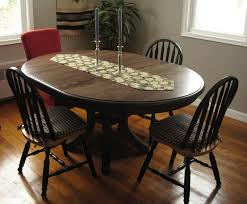 Round Dining Table With Hidden Chairs Hide Away Dining Table