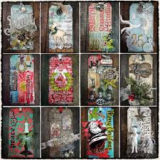 12 tags of 2011 tim holtz