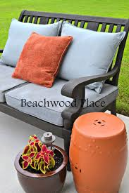 How To Paint Old Furniture by Best 25 Painted Outdoor Furniture Ideas On Pinterest Cable