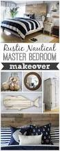 39 Guest Bedroom Pictures Decor by Rustic Nautical Master Bedroom Makeover Thinkingcloset Com