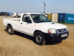 nissan navara u0027d22 u0027 single cab pick up 2004 u00272 5 diesel 3