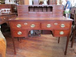 antique style writing desk antique english inlaid mahogany hepplewhite style writing desk