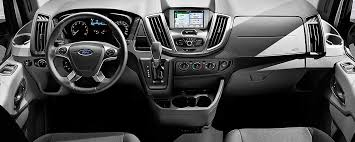 Ford Van Interior Ford Transit 350 15 Passenger Van Action Car Rental