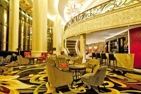 lobby lounge picture trans luxury hotel bandung