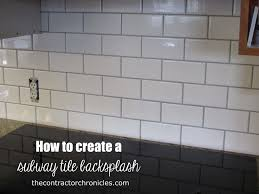 Tiled Kitchen Backsplash Installing A Tile Backsplash In Your Kitchen Hgtv How To Install