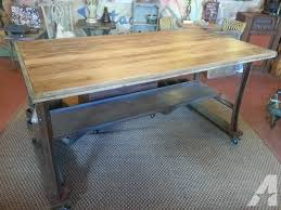 kitchen island with wood top work bench kitchen island wood top with metal legs for sale