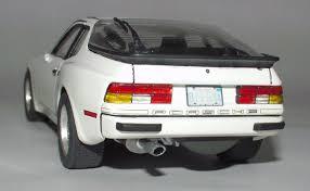 porsche 944 model kit 1987 porsche 944 fotki 7 7 17 update glass model cars