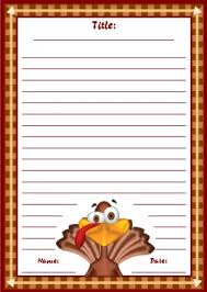 printable stationery pages for thanksgiving happy thanksgiving