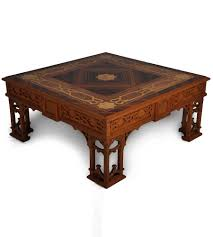 Yew Side Table Reproduction Coffee Table Coffee Tables Thippo