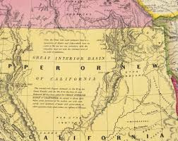 Joseph Oregon Map by Utah Drawn An Exhibition Of Rare Maps Utah Department Of