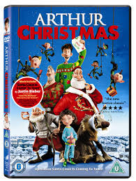 christmas gift ideas arthur christmas on dvd
