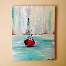 Nautical Painting 25 Best Boat Painting Ideas On Pinterest Oleo Painting Boat