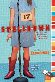 spelldown book by karon luddy official publisher page simon