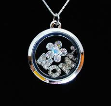 charm locket necklace charms images M o m clear glass charm locket necklace pieces of you circle jpg