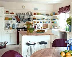 Kitchen Cabinet Decorating Ideas Open Kitchen Cabinets Home Decor Gallery