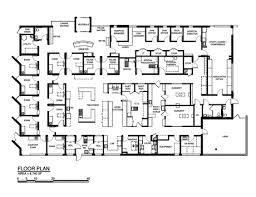 floor plan of hospital floor plan hospital design