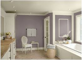 painting the bathroom young house love amazing purple grey paint