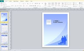 yearbook template powerpoint how to make your own yearbook dvd