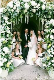 wedding arches decorated with flowers decorating your wedding venue with floral arches