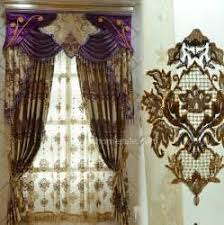 Gold Curtains Living Room Inspiration Purple And Gold Curtains Aliexpress Gold Purple Red Grey Green