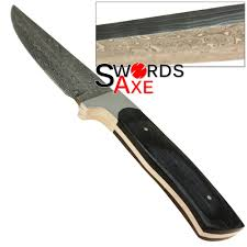 geronimo tactical heavy duty forged damascus knife special forces