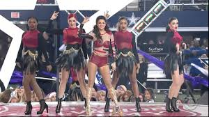 selena gomez nfl thanksgiving day halftime show