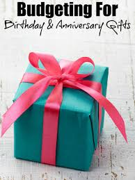 the best ways to save money for birthday u0026 anniversary gifts