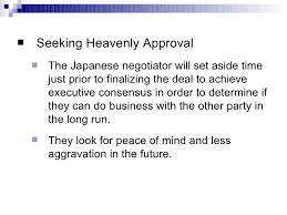 Seeking Text Negotiator Cultural Negotiation Styles