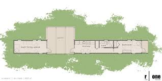 floor plan rendering drawing hand katey pasco arafen