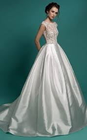 satin wedding dresses satin bridal dresses satin aline wedding dress dorris wedding