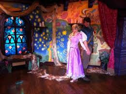 rapunzel lets hair cottage disneyland