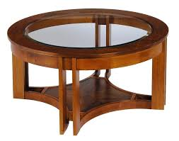 Solid Wood Coffee Tables 2017 Best Of Round Glass And Wood Coffee Tables