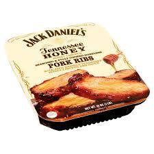 jack daniel u0027s tennessee honey liqueur pork ribs 16 oz walmart com
