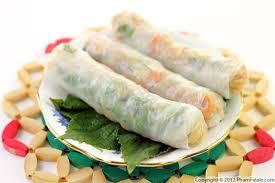 traditional cuisine recipes vegetarian rolls bi cuon chay recipe pham fatale