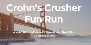 Sport Basement Presidio Crohn U0027s Crusher Fun Run San Francisco Ca 2016 Active