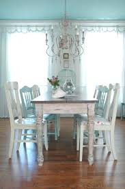 Shabby Chic Dining Table And Chairs Shabby Chic Dining Room Furniture Sustani Me