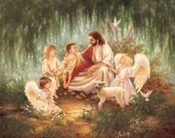 imagenes lindas de jesus con movimiento jesús con sus ángeles imagenes de jesus fotos de jesus