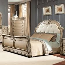 Cindy Crawford Rugs Bedroom Tufted Leather Sleigh Bed Plywood Area Rugs Desk Lamps