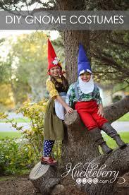 creative halloween costumes to make for kids gnomes halloween