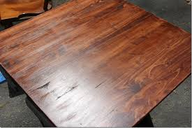 Interior Wood Stain Colors The Lazy U0027s Timesaving Tips For Staining Furniture Unskinny