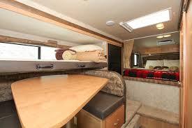 Rentals Truck Camper With Bunk Bed In Slide Out Fraserway RV - Slide bunk beds