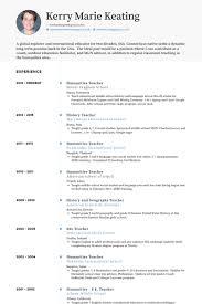 teaching resume exles sle resumes free resume exle fu9zhncb educaci n
