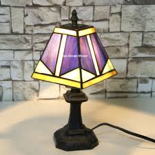 Art Deco Table Lamps Online Get Cheap Purple Table Lamp Aliexpress Com Alibaba Group